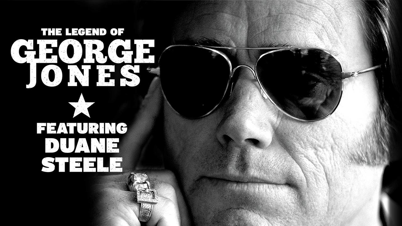 BookThe Legend Of George Jones featuring Duane Steele